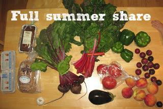 full summer share