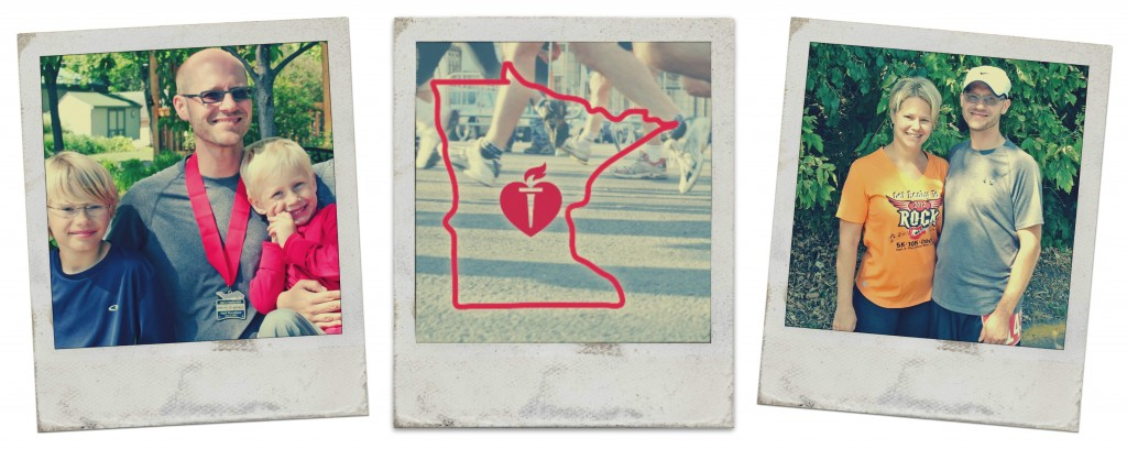 run with heart collage 2