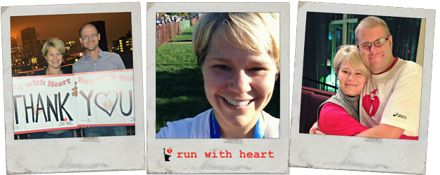 run with heart slideshow feature image