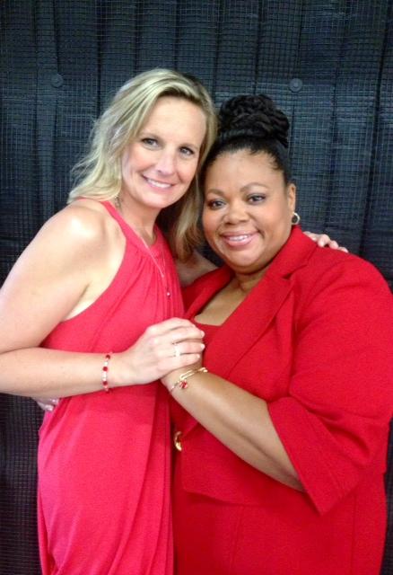 Lisa and Rhonda
