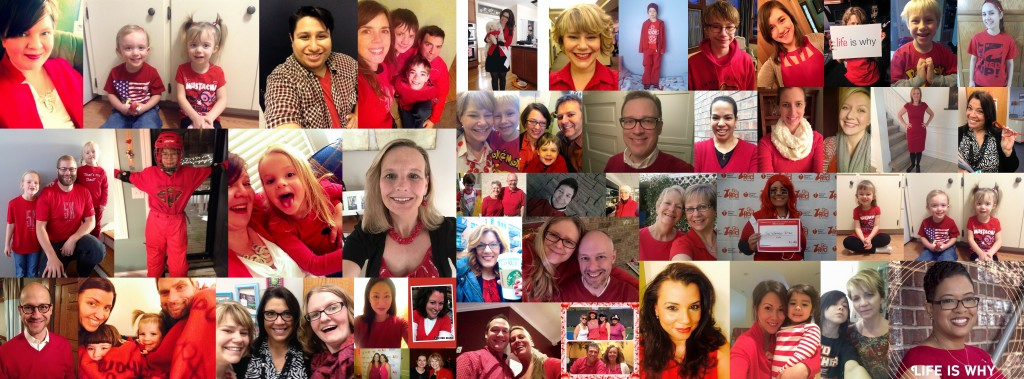 Go Red Day 2015