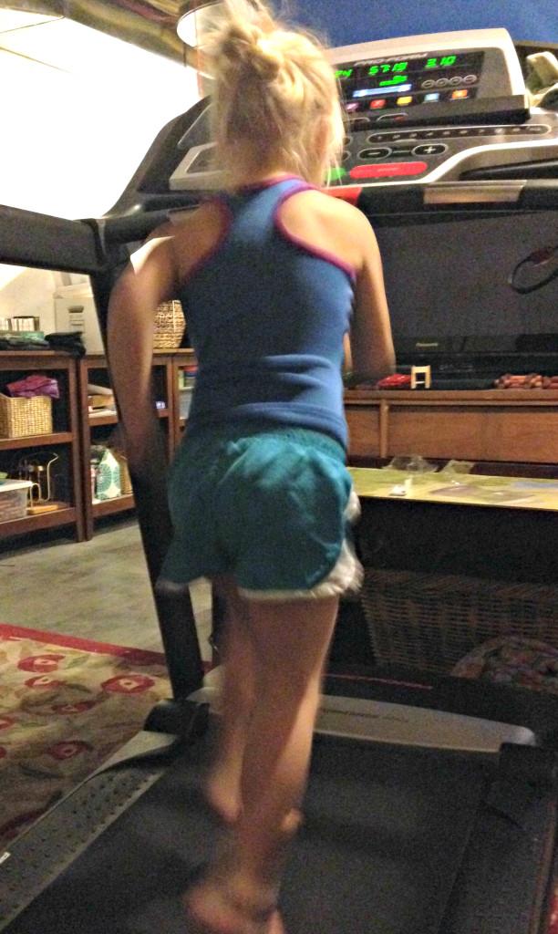 Lauren treadmill 2