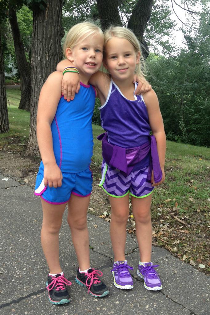 natalie and jenna run