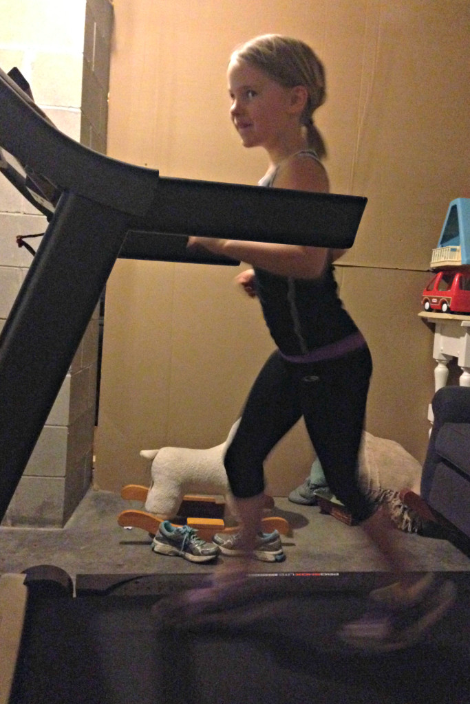 natalie running